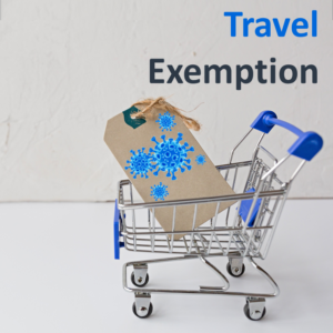 Australian Travel Exemptions